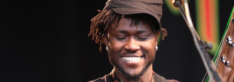 The Worldmusic Blog (Seckou Kouyate)