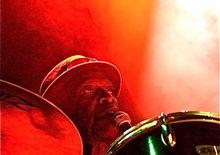 Tony Allen & Dele Sosimi, Kaya Festival (2/6/12)