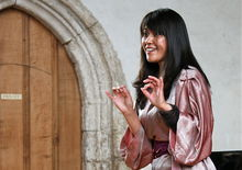 Ryoko Nuruki, HOME Festival, Dartington (22-23/6/12)