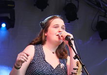 Jackie Oates, HOME Festival, Dartington (23/6/12)
