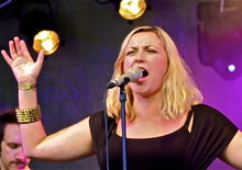 Charlotte Church, HOME Festival, Dartington (23/6/12)