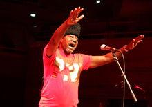 Papa Wemba - Womex 10, Copenhagen (28/10/10)