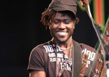Ba Cissoko at Womad 2009
