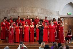 Glorious Chorus,Home Festival 2011 - Photos �Glyn Phillips