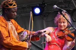 Julaba Kunda, Home Festival 2011 - �Glyn Phillips
