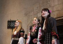 Perunika Trio at Home Festival, Dartington (25/6/11)