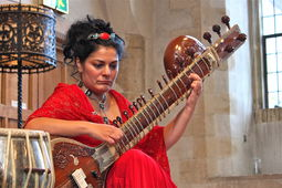 Sheema Mukherjee at HOME Festival - Photos �Glyn Phillips