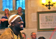 Seckou Keita at HOME Festival, Dartington (25/6/11)