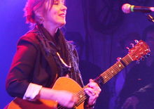 Suzanne Vega at Home Festival, Dartington (25/6/11)