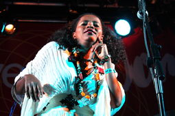Sintayehu 'Mimi' Zenebe - �Glyn Phillips