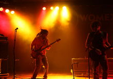 Alexandre Lima & Mahnimal band at Womex 2009