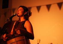 Flavia Bittencourt at The Edge, Birmingham,UK (17/9/11)