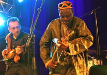 JuJu at Womex 2011 (29/10/11)