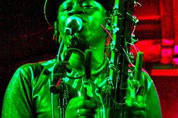 Sadio Cissokho - Photo �Glyn Phillips