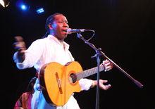 Aurelio Mart�nez & Garifuna Soul (Birmingham, 17/11/11)
