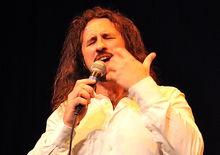 Martin Alvarado at the mac, Birmingham (20th Nov 2011)