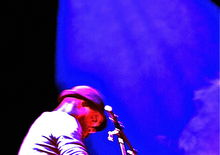Roberto Fonseca at Birmingham Town Hall (1/4/12)