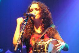 Andreia Dias - Womex 2008, Sevilla