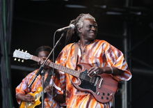 Sierra Leone's Refugee All Stars at Womad 2010